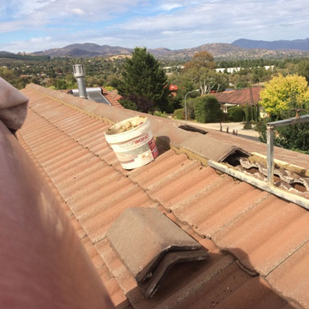 Roof Restoration Queanbeyan, Roof Repairs Weston Creek, Roof Tiler Tuggeranong