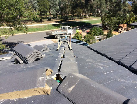 Roof Repairs Weston Creek, Roof Restoration Tuggeranong, Bedding & Pointing Queanbeyan